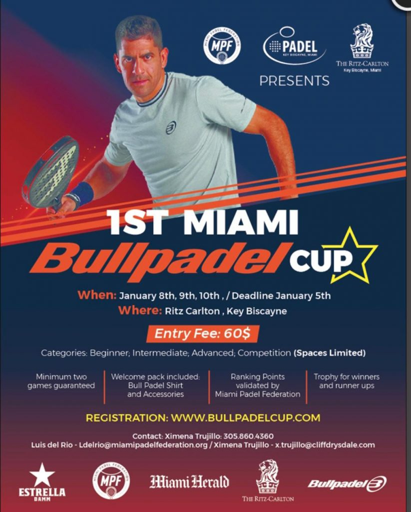 open de miami 2020 finale usa padel