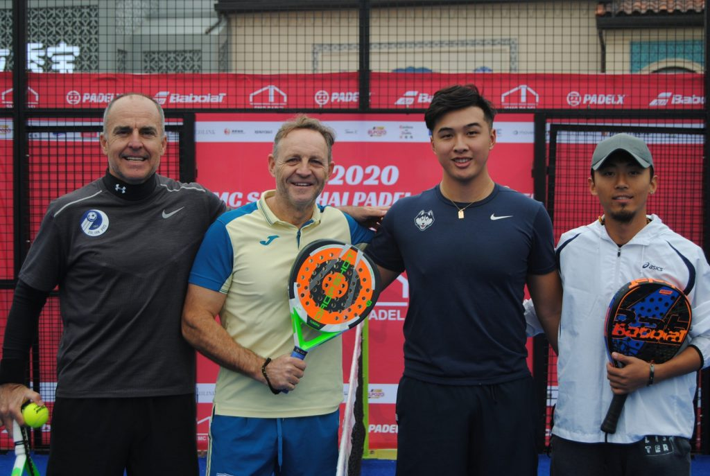 padel China 4 Spieler