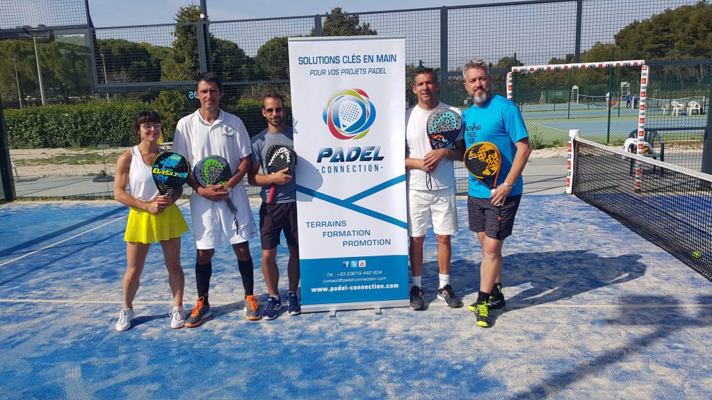 padel connection training padel 2020