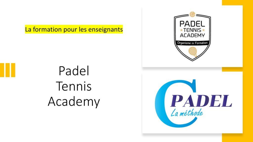 padel tennis academy credenciamento