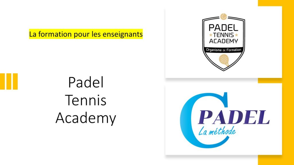 padel tennis academy accreditation