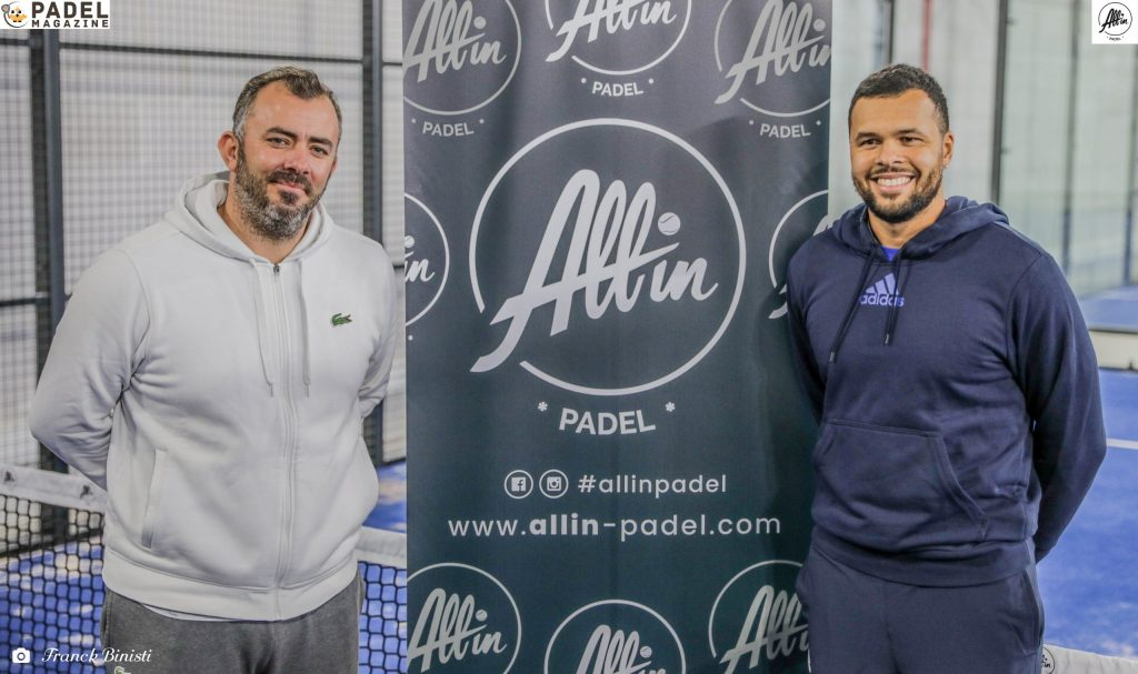 padel tonsga ascione all in