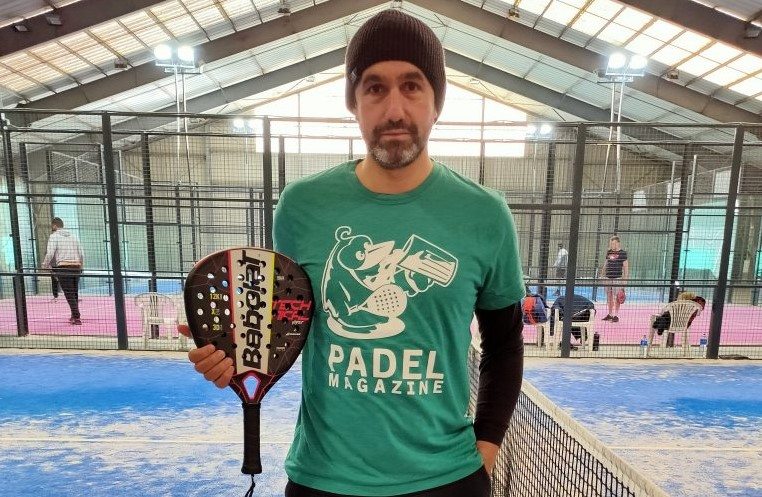 penso test babolat technical viper 2021