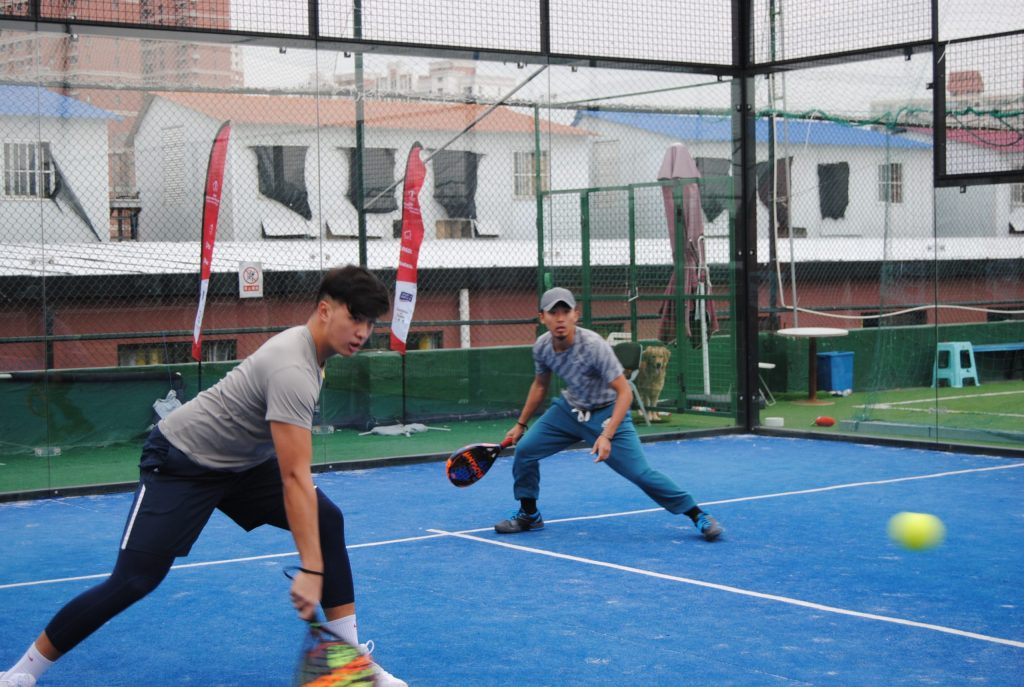 redpadel chine padel double