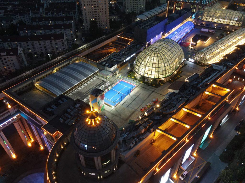 shangai-padel-WangQiu-sky-roof