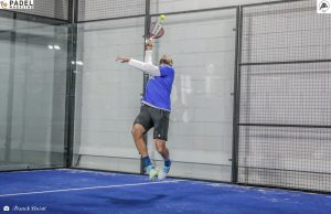 style tsonga padel exhibition extension