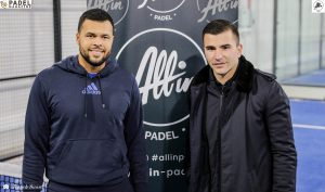 tsonga lopes all in padel