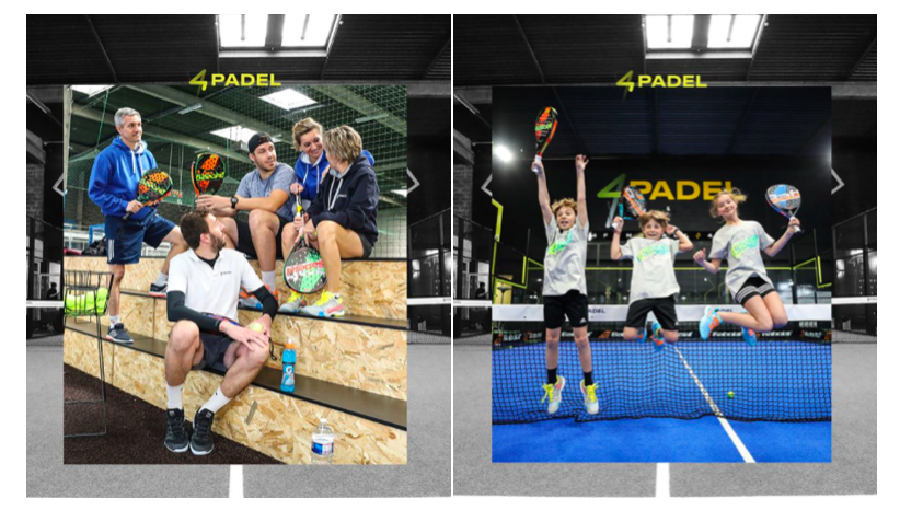4PADEL PROMOTION