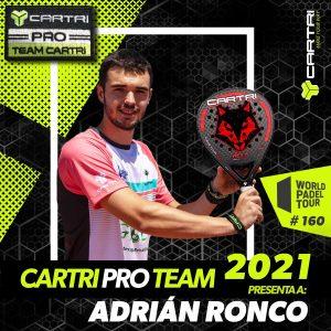 Adrian Ronco Cartri Pro Team 2021