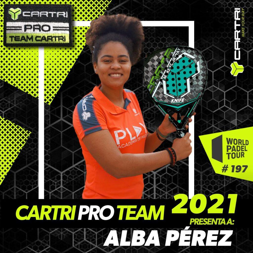 Alba Pérez Cartri Pro Team 2021