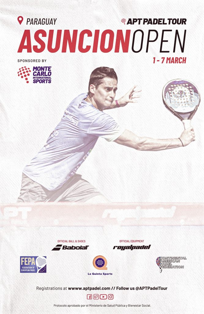 Asuncion Open APT Padel Tour