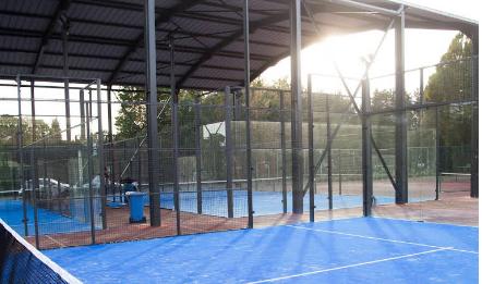 België padel banen vervangen tennisbanen