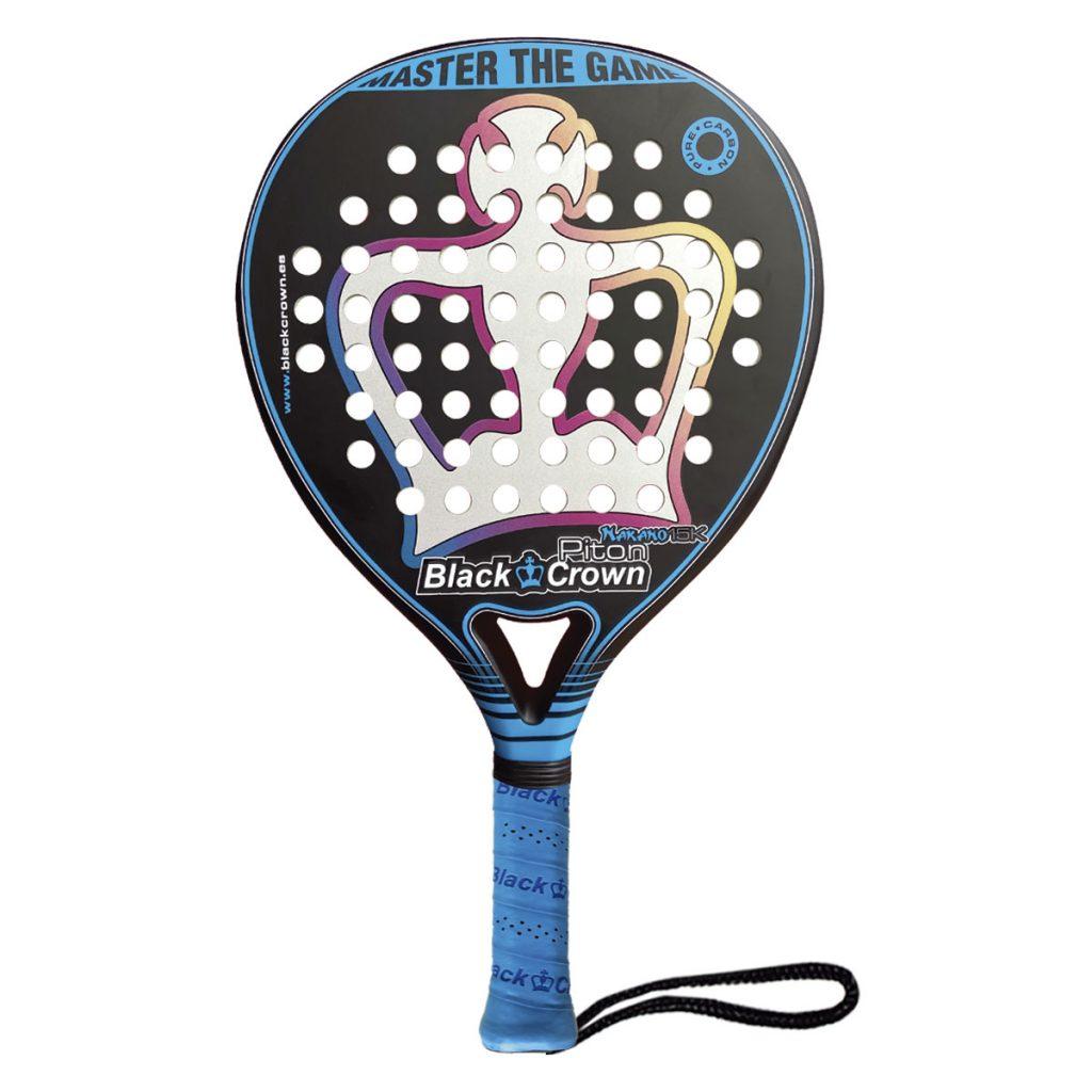 Black Crown racket Piton Nakano 15k