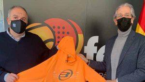Bullpadel - Spanska federationen Padel - Bullpadel officiell sponsor för det spanska laget
