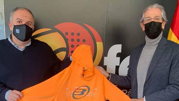 Bullpadel équipera l'équipe d'Espagne jusqu'en 2023