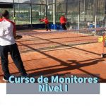 Curso de monitores nivel 1 padelpoint photo