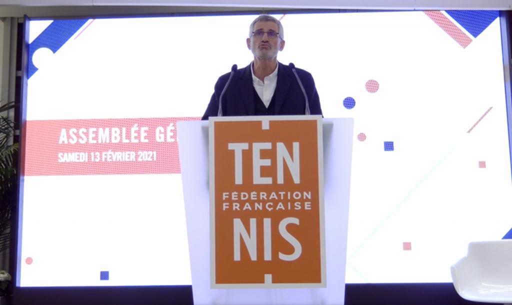 Gilles moretton conférence de presse