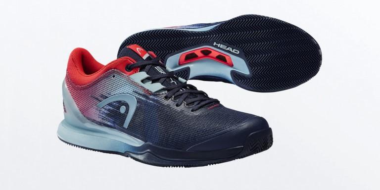 Head : la nouvelle chaussure Sprint Pro 3.0 Sanyo