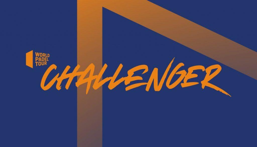 Novo logotipo do WPT 2021 orange challenger