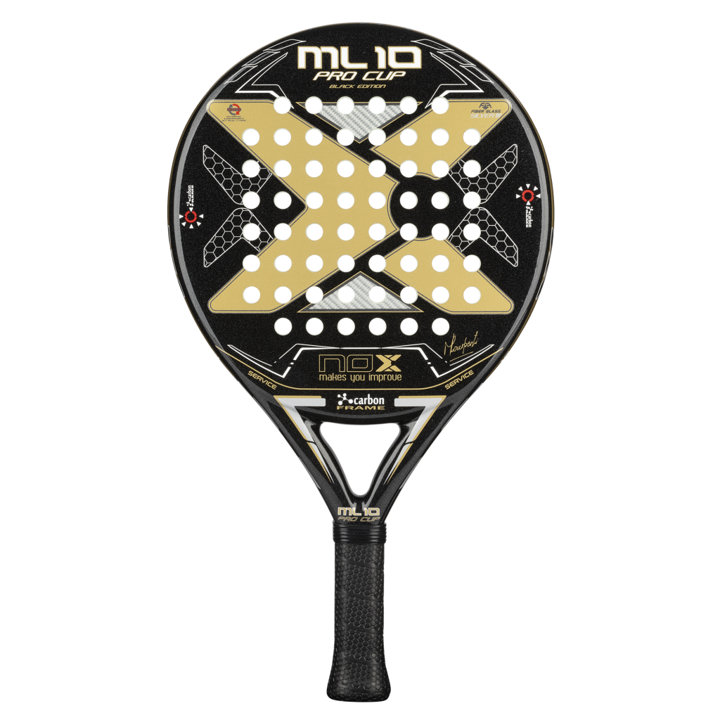 Nox ML10 Pro Cup Black Edition Officiel 2021
