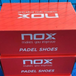 Nox chaussures de padel boites