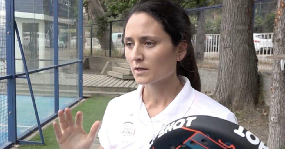"Macarena Lobo (nº1 Chili) : ""Le padel gagne du terrain"""