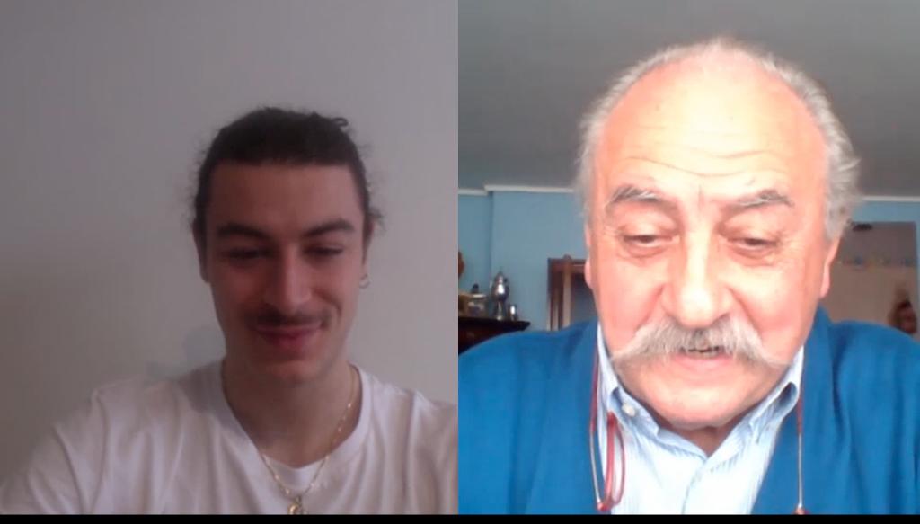 alfredo garbisu lorenzo skype interview