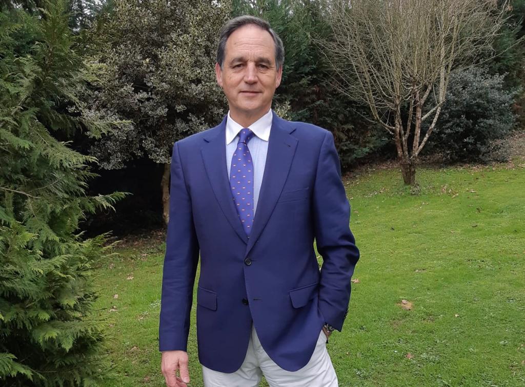 """Alfredo Garbisu :""""Je pose ma candidature à la FIP"""""""