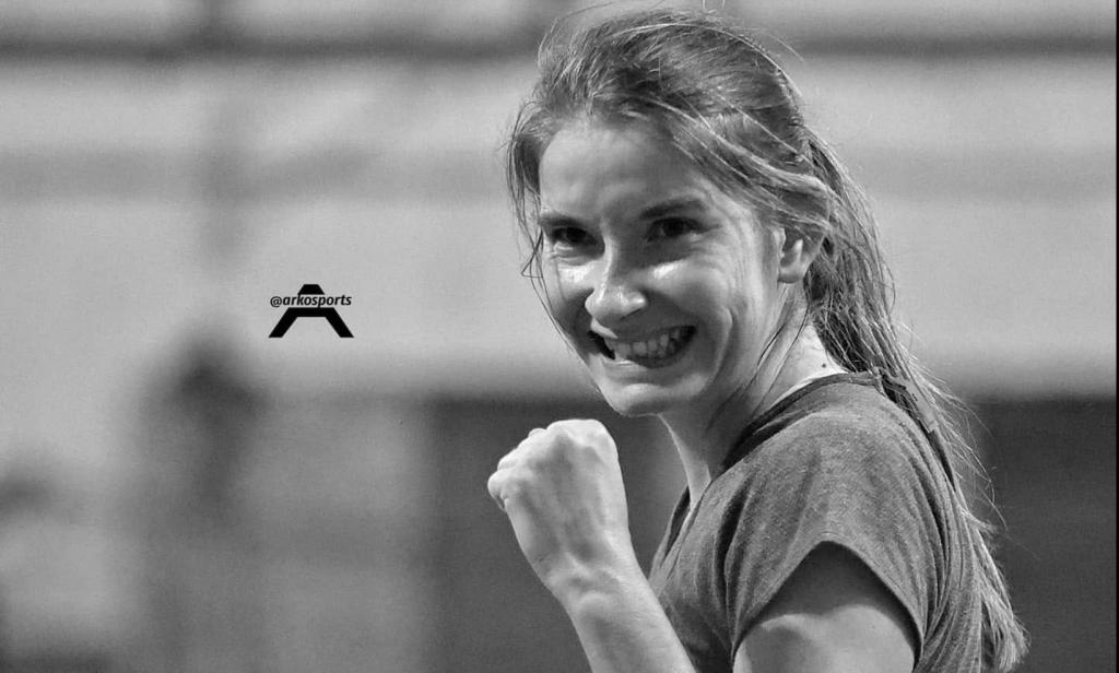 Alix Collombon : première française à remporter un FIP STAR
