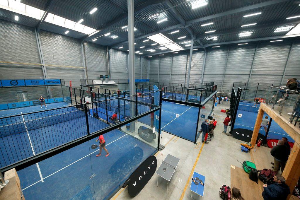casa genval club belgique indoor terrain panoramique
