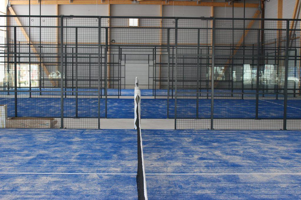 Francia: acquisizione di padel indoor il 9 giugno!