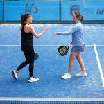 match par équipe dames belgique interclubs victoire enrouragement