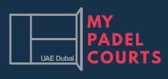 my padel courts logo