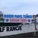 padel indoorl - Irish Padel Association - Irlande