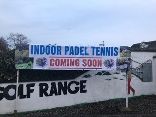 Premier padel indoor in Ireland!