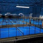 padel panorama suede courts