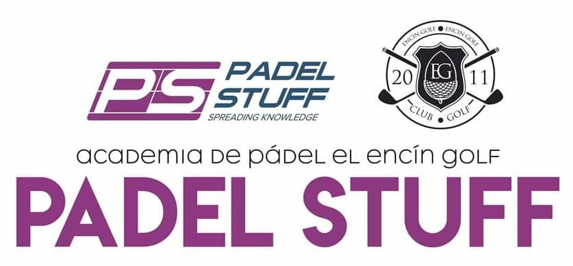 padel stuff Akademie Encin Golf Madrid