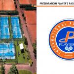player's academy padel logo