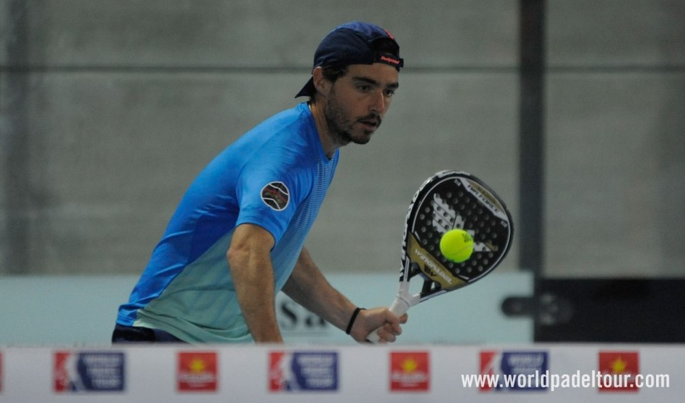 sergio-icardo world padel tour zwiać