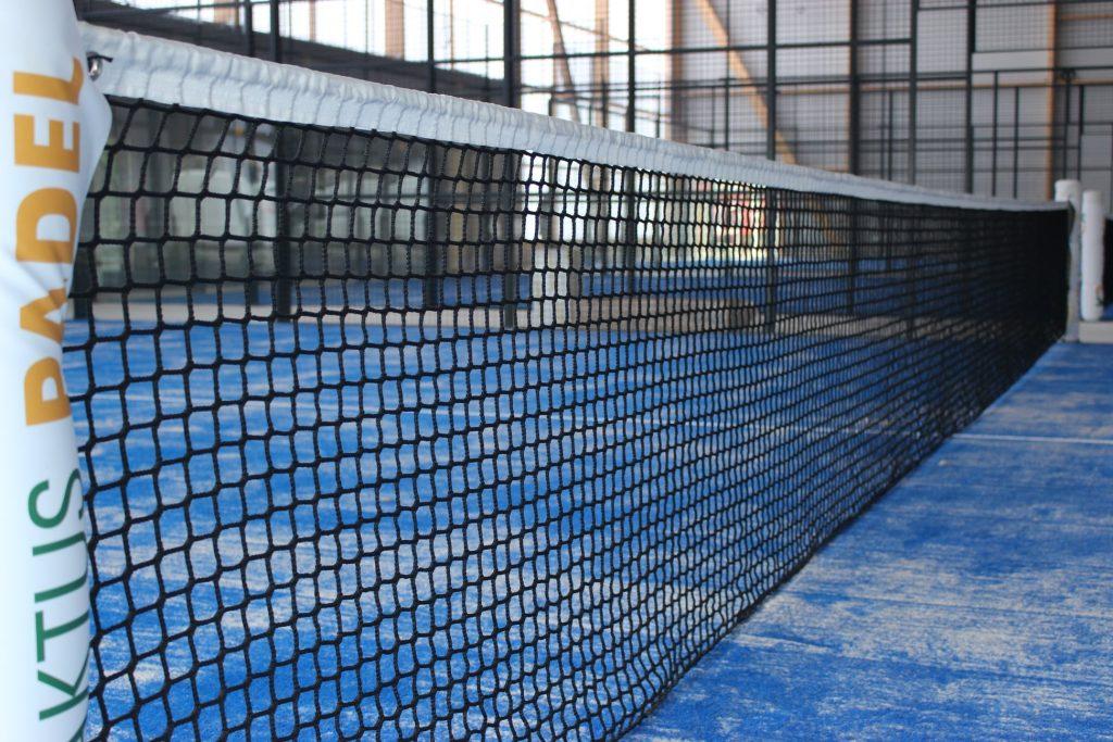 campo blu FFT Loire Vallée Padel