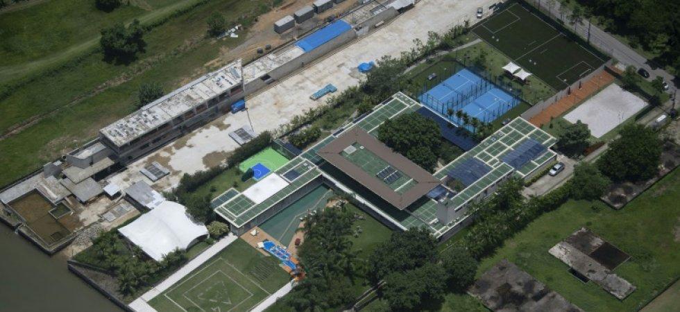 terre di padel neyma brasile drone