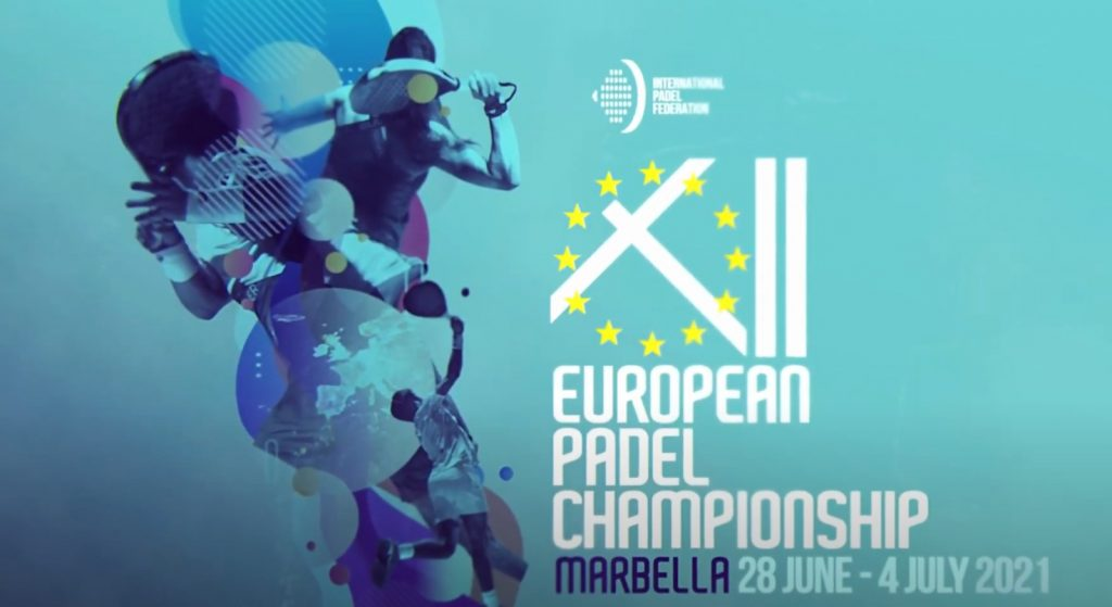 12th European Championship padel in Marbella