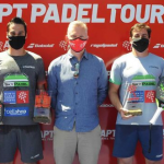 APT Padel Tour Julianoti Flores vainqueurs Asuncion Open 2021