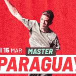 Affiche APT Padel Tour Paraguay Master 2021