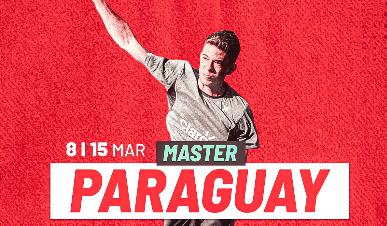 APT-affisch Padel Paraguay Master Tour 2021