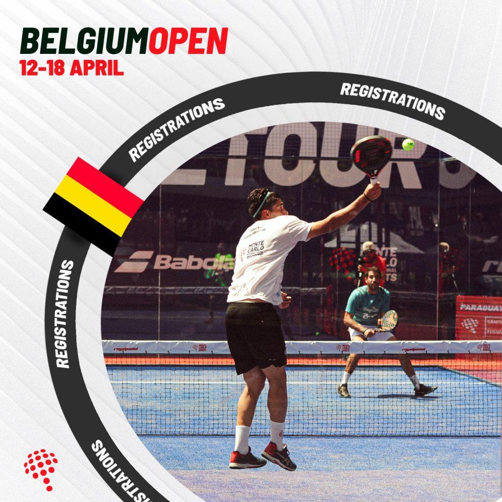 Open de Belgique - APT Padel Tour