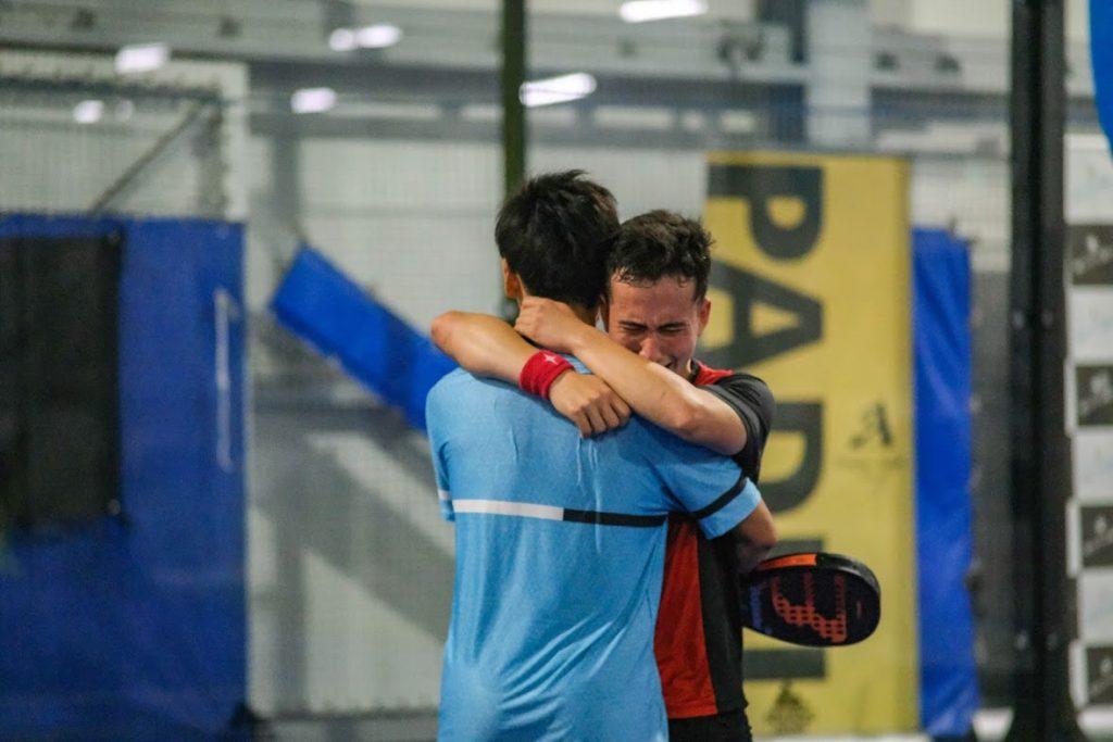 De nouveaux champions de padel au Japon