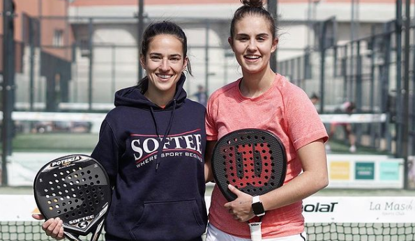 Esther Carnicero Raquel Piltcher 2021 World Padel Tour
