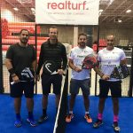 Houston padel canas grinda