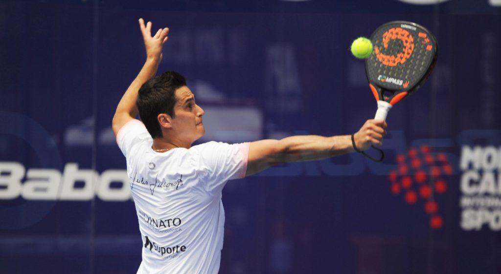 APT Lisboa Open - Flores / Julianoti na final